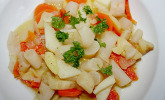 Schwarzwurzel-Gemüse-Eintopf