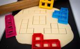 Tetris Ausstechformen Set