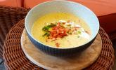 Ibu's kalte Zucchini - Joghurt - Suppe
