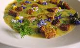 Neun-Kräuter-Suppe oder auch Gründonnerstagsuppe