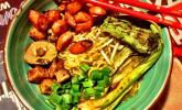 Vegane Ramen-Suppe