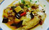 Ratatouille Schnitzel