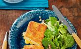 Vickys Tofu Cordon bleu