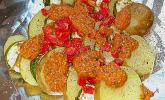 Kartoffel - Zucchini - Päckchen