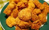Chicken Nuggets 'Tortilla flavor'