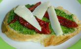 Pesto - Parmesan - Toasts