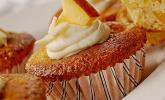 Nektarinen-Mandel-Muffins