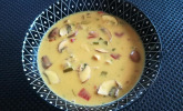 Platz 13: Hähnchen-Curry-Lauch-Suppe
