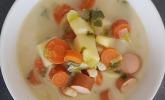 Platz 17: Einfache Kartoffelsuppe