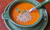 Platz 27: Rote Linsen-Kokos-Suppe