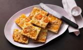 Platz 30: Schneller Quark-Streuselkuchen mit Obst