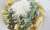 Spinat - Hackfleisch - Bolognese