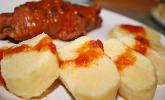 Tschechische Kartoffelknödel