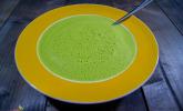 Zucchini-Curry-Suppe