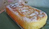 Herber Zitronen-Sekt-Kuchen