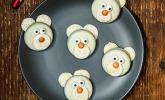 Eisbären-Kekse
