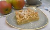 Apfelkuchen mit Streuseln vom Blech