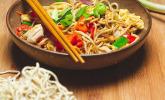 Platz 48: Chinesisch gebratene Nudeln