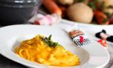 Gelbe Rüben-Mus - schwäbischer Karotten-Kartoffel-Eintopf