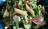 Nudelsalat auf italienisch