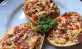 Platz 35: Die besten Pizzabrötchen aller Zeiten