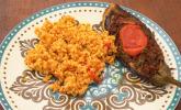 Hauptspeise: Karniyarik – gefüllte Aubergine im Backofen
