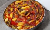 Frikadellen-Kebab aus dem Ofen