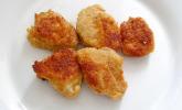 Koelkasts Chicken Mc Nuggets aus dem Ofen