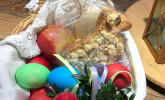 Lämmchen mit Streuseln für den Osterkorb