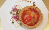 Vorspeise: Sommer, Tomate, Burrata