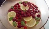 Himbeer-Zitronen-Bowle
