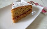 Buchweizenkuchen glutenfrei / Schwarzplentenen Torte