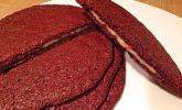 Chocolate Cookies mit Frischkäse-Überraschungsfüllung