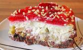 Erdbeer-Rhabarber-Pie