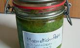 Meerrettich - Pesto