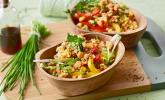 Würziger Couscous-Salat