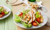 Italienischer Salat mit Hähnchenbrust