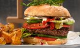 Würzige Hamburger