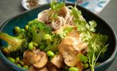 Vegane Sobanudel Bowl