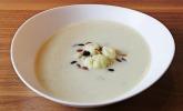 Blumenkohl-Orangen-Suppe