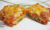 Cannelloni mit Mangold-Käsefüllung