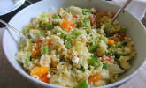 Mediterraner Couscouss-Salat