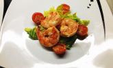 Garnelen-Salat