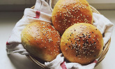 Hamburger Brötchen - amerikanisches Rezept