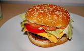 Hamburgerdressing für selbstgemachte Burger