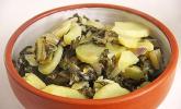 Mangold-Kartoffelsalat