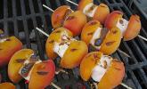 Marshmallows mit Aprikosen