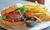 Möhren-Veggie-Burger