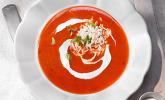Altdeutsche Tomatensuppe mit Reis