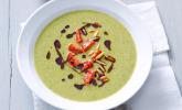Brokkoli-Kaltschale (vegan)